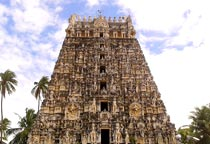 Pondicherry Thirukaameeswarar Temple